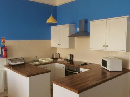 Flat 2 Trevarthian House - Kitchen2