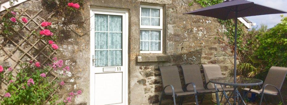 Flat 11 Trevarthian House Front Door