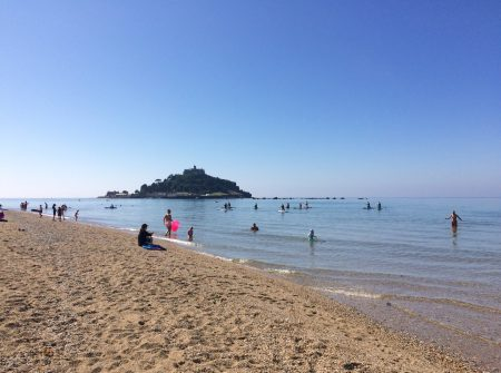 Marazion Beach Summer 2018 - Trevarthian Holiday Homes